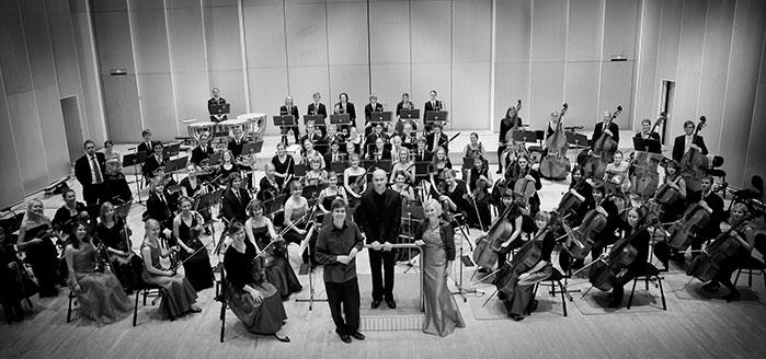 Sinfonikkojen historia